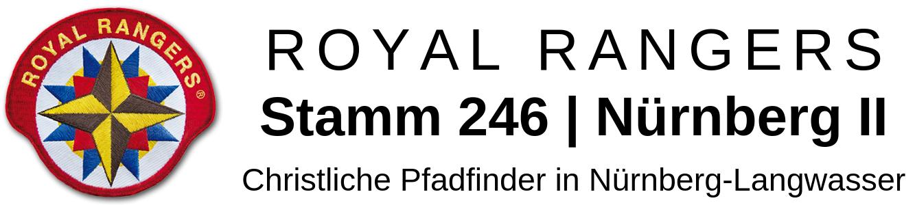 Royal Rangers | Stamm 246 Nürnberg II